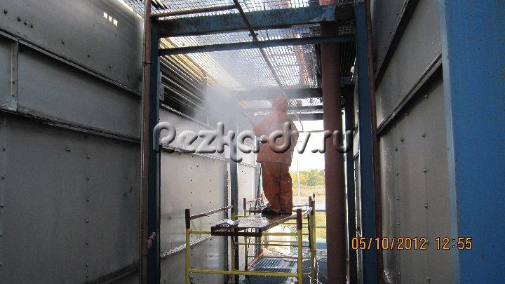 Гидромеханическая чистка