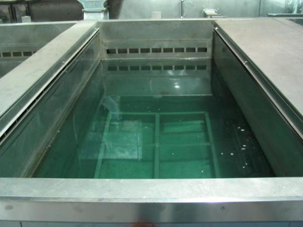 Химическая подготовка поверхностей